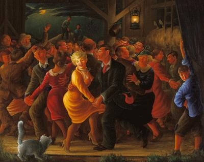 29 - Singer, Clyde - Barn Dance
