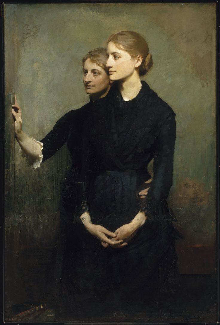 Abbott_H._Thayer_-_The_Sisters_-_Google_Art_Project